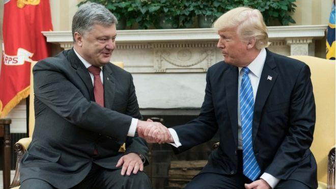 Источники ВВС: Украина заплатила юристу Трампа за организацию встречи с Порошенко