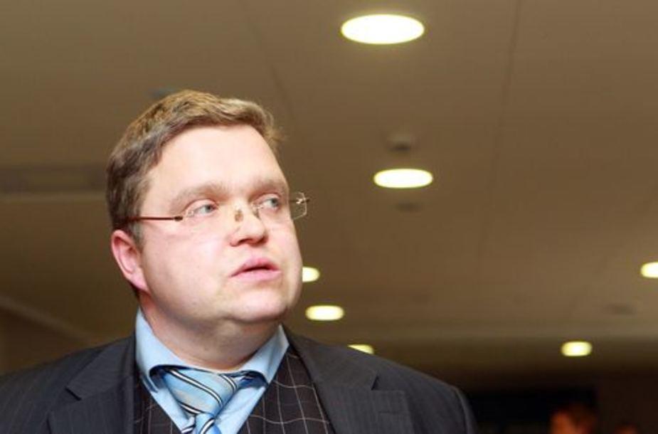 Глава центробанка Литвы: при подъеме экономики нужно продолжать накопление резервов