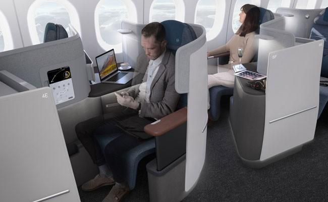 Решена проблема тесноты в самолете
