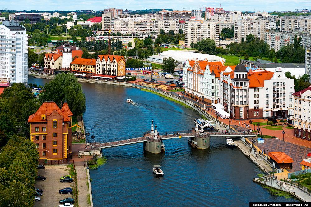 Приграничное сотрудничество в Калининграде — за рамками санкционной борьбы