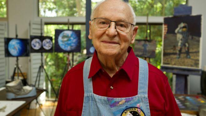 Скончался американский астронавт Алан Бин, побывавший на Луне