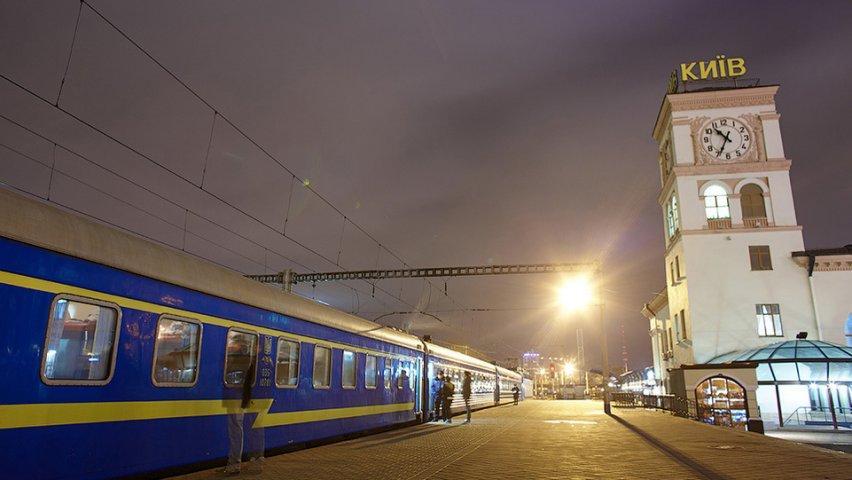 Всередине сентября пустят поезд «четырех столиц»— Путь вЕвропу