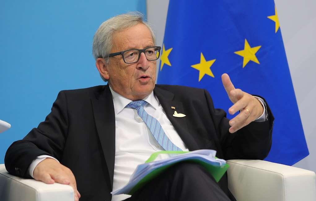 Председатель Еврокомиссии Жан Клод Юнкер