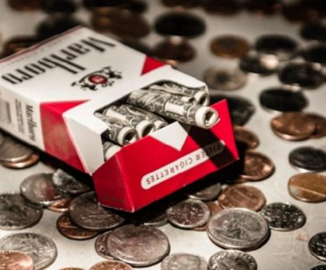 Ценники на табачные изделия купить сигареты столичные дешево