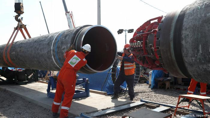 Инвестор «Северного потока-2» назвал вполне возможные  сроки ввода газопровода