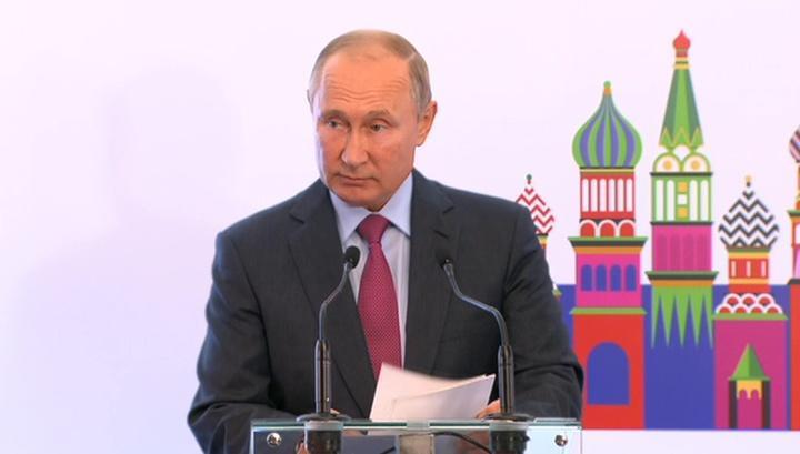 Путин заявил, что ждет руководство Израиля на московском Параде Победы в 2020 году