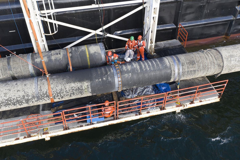 Германия настаивает на скорейшей достройке газопровода «Северный поток-2»