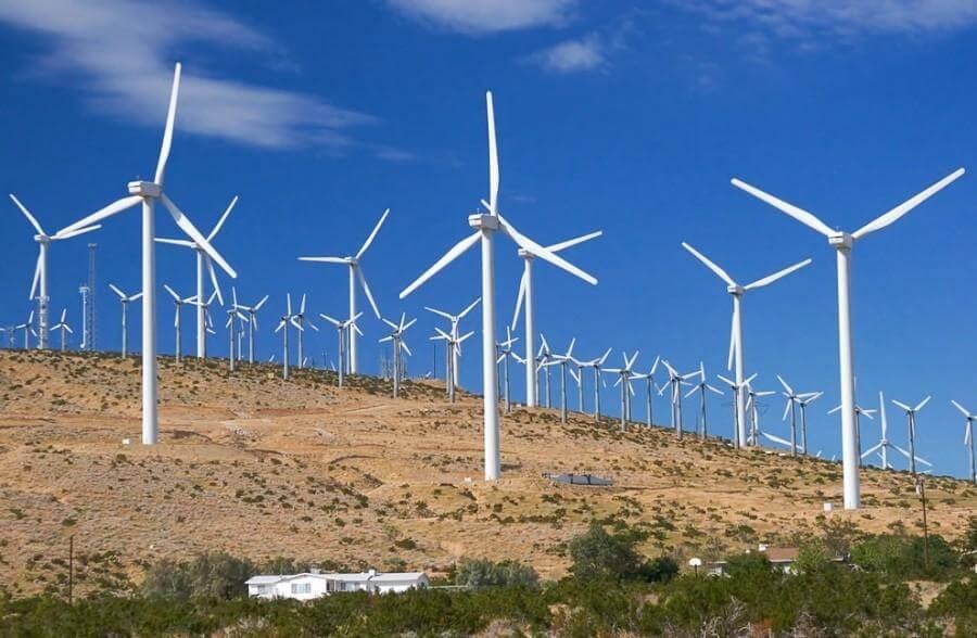 ветряки в грузии фото планеты