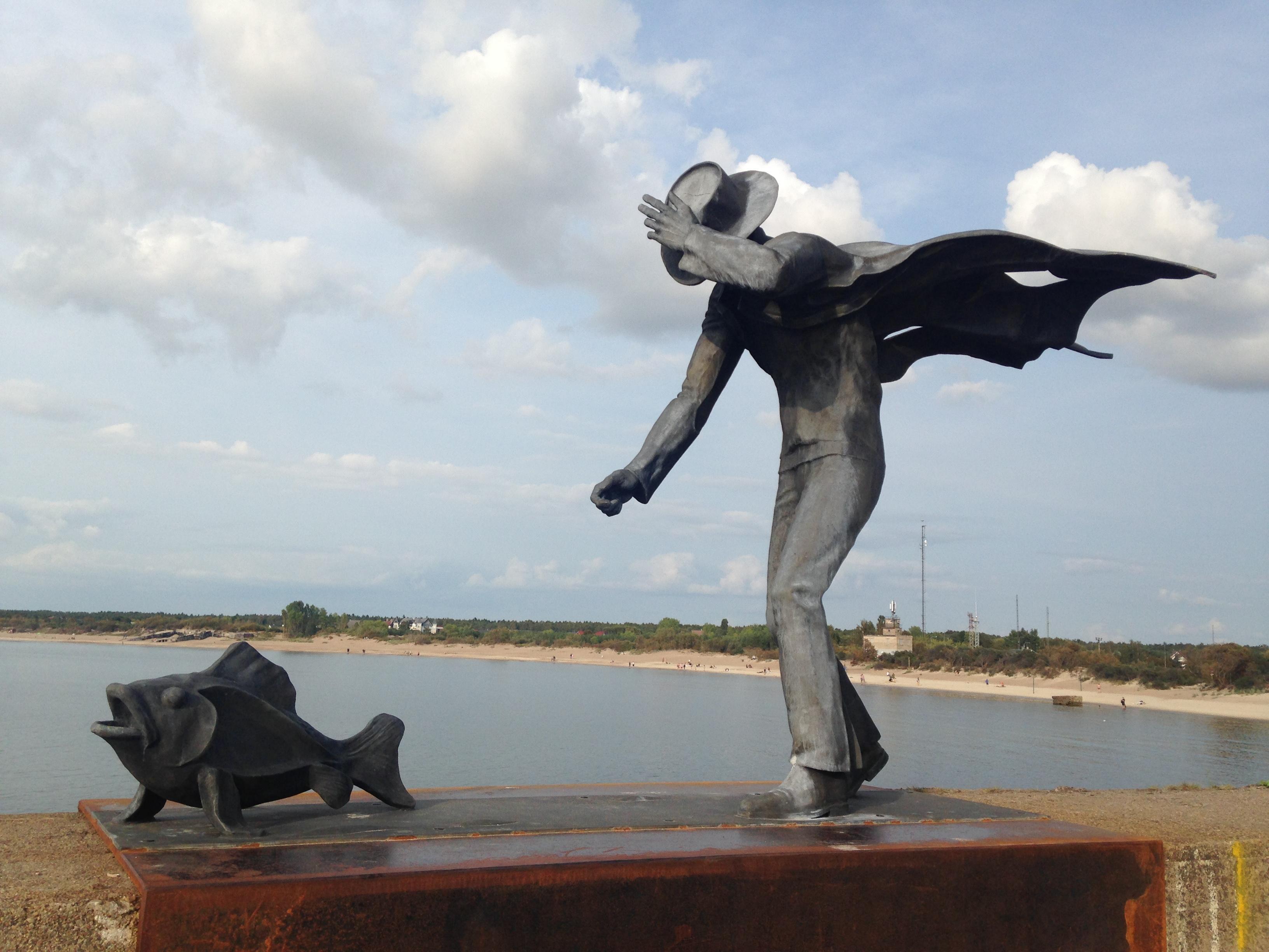 Рыбак и рыбка, Фото новости от газеты Обзор